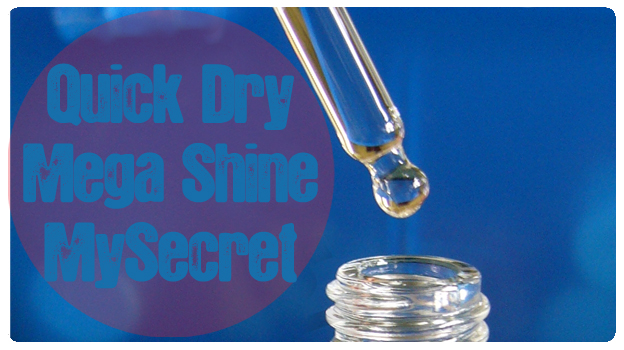 2 featured image Quick Dry Mega Shine MySecret