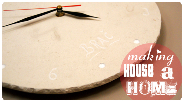 making house a home first featured