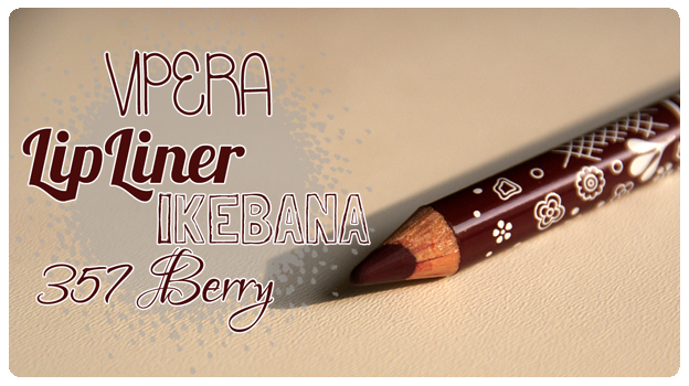 2 featured image VIPERA LipLiner IKEBANA 357 Berry
