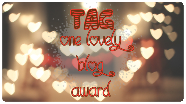 2 featured image tag one lovely blog award