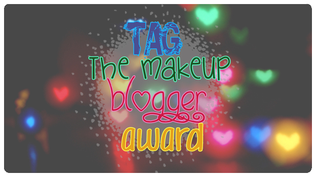 2 featured image tag the makeup blogger award