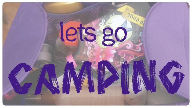 Let's go camping! Co zabrać pod namiot?