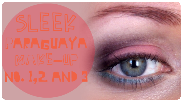 2 featured image SLEEK Paraguaya MAKE-UP no 1 2 and 3