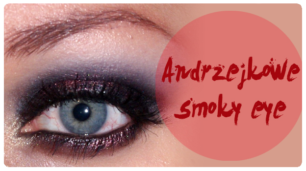 Andrzejkowy make-up