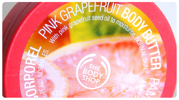 2 featured image The Body Shop - Pink Grapefruit Body Butter