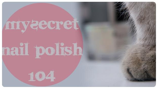 2 featured image MySecret nail polish 104
