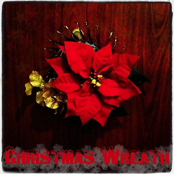 DIY: Christmas Wreath / Świąteczny wieniec