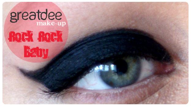Make-up: Rock Rock Baby