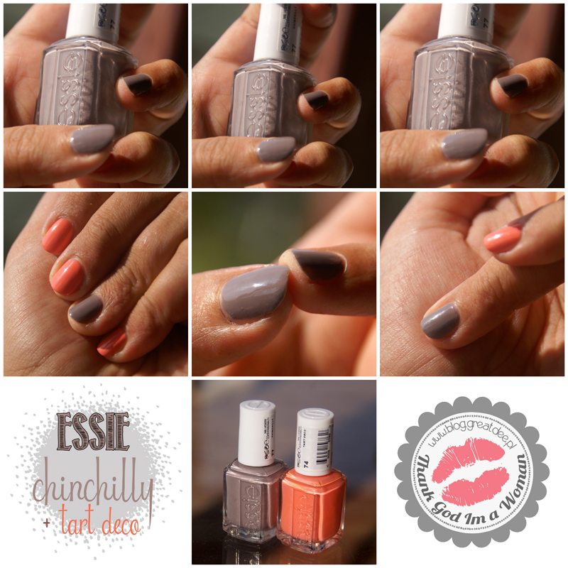005 essie chinchilly i tart deco