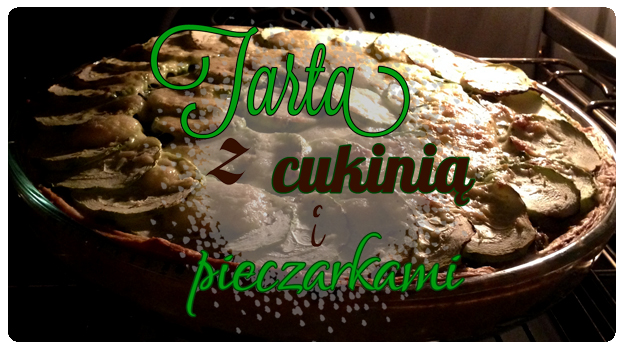 2 featured image tarta z cukinią i pieczarkami
