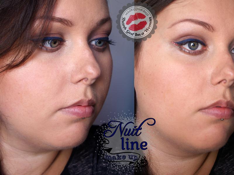 000114 Navy eyeliner