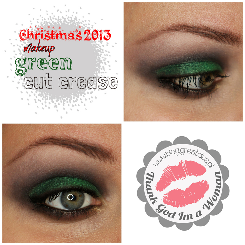 000117 Christmas 2013 green cut crease