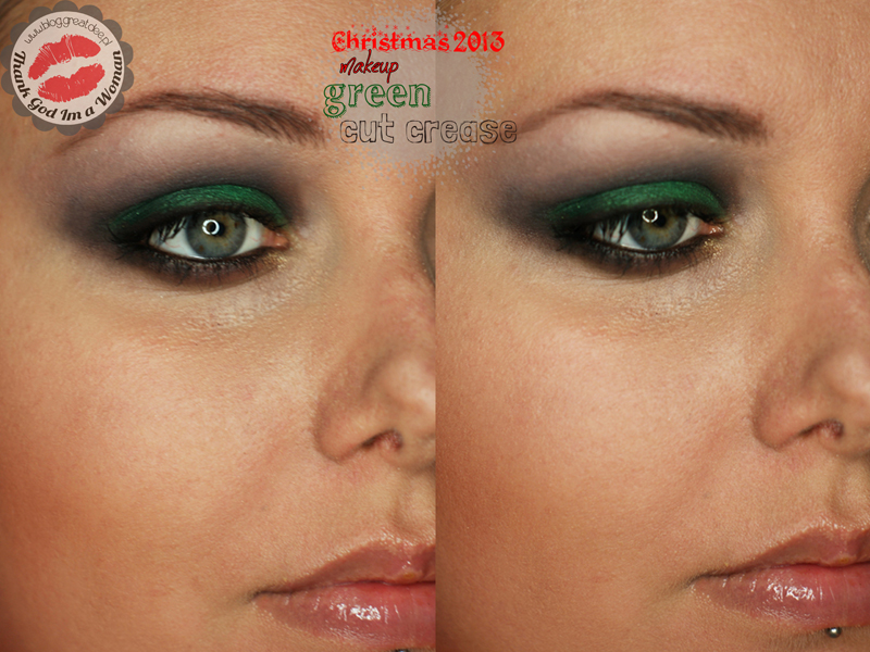 000117 Christmas 2013 green cut crease1