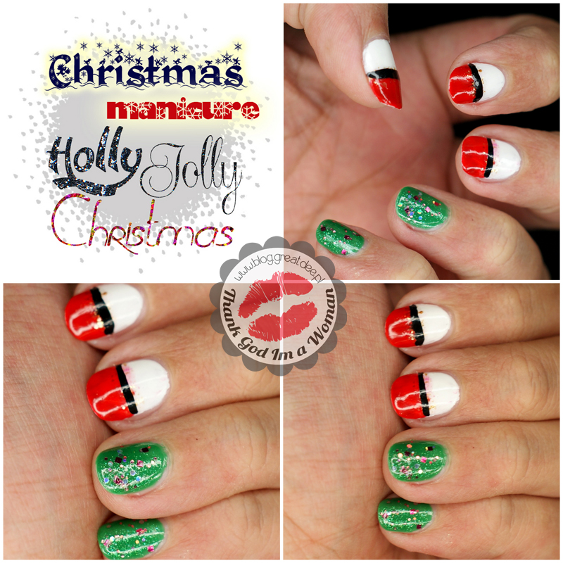 008 Manicure Christmas 2013 02 (2)