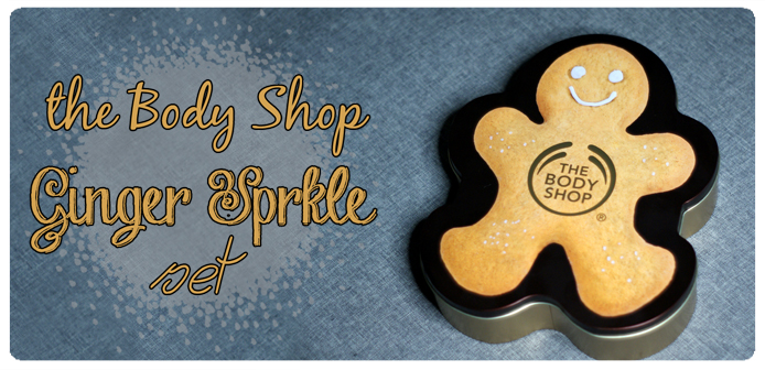 2 featured image The Body Shop gignger sparkle set