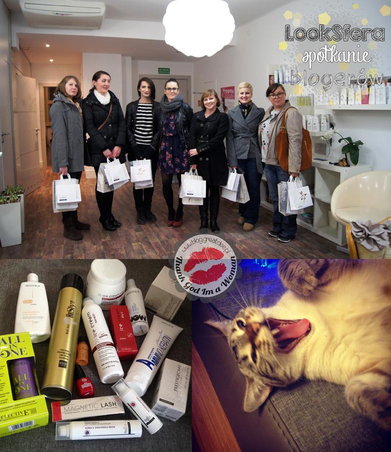LookSfera: Spotkanie blogerów bogate w wiedzę :)