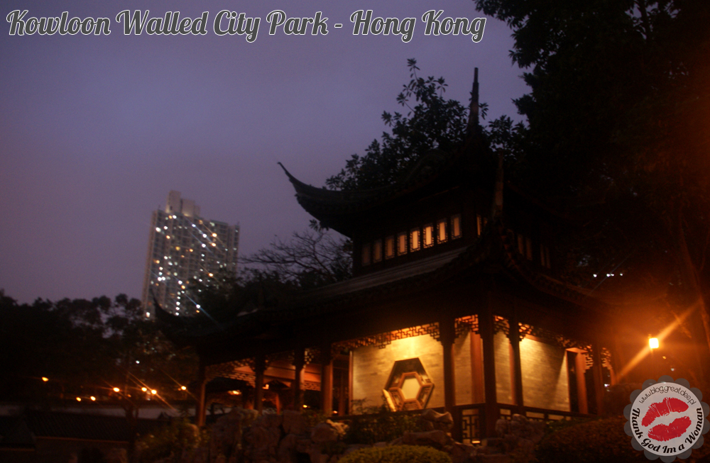 Kowloon Walled City Park - Hong Kong