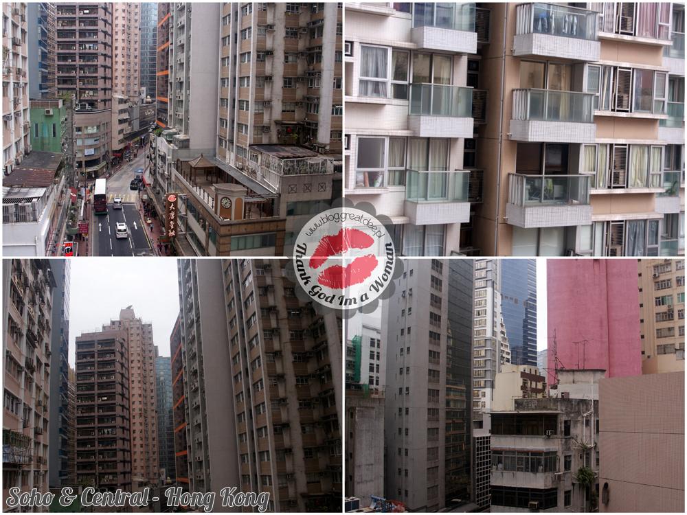 Soho & Central - Hong Kong