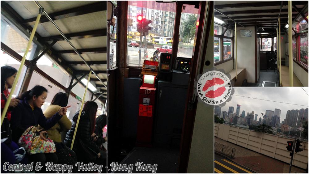 Central & Happy Valley - Hong Kong