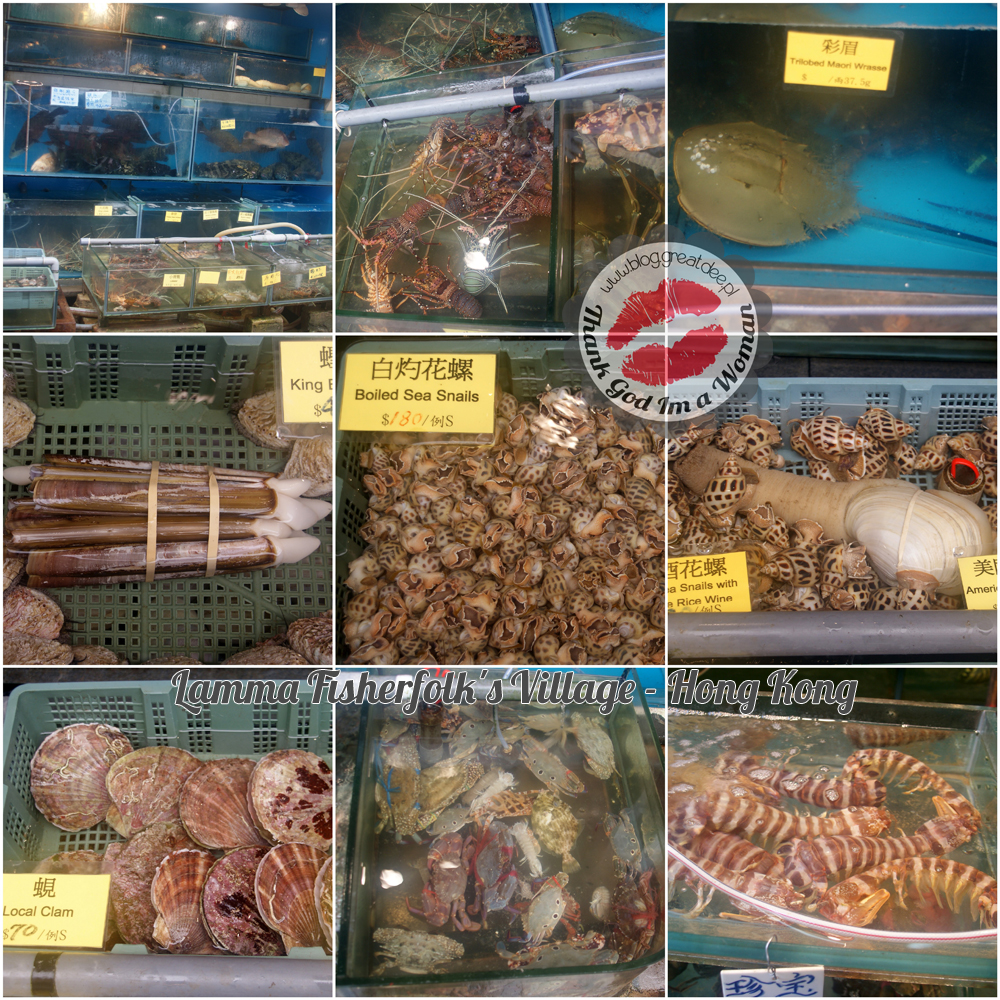 Lamma Fisherfolk's Village - Hong Kong
