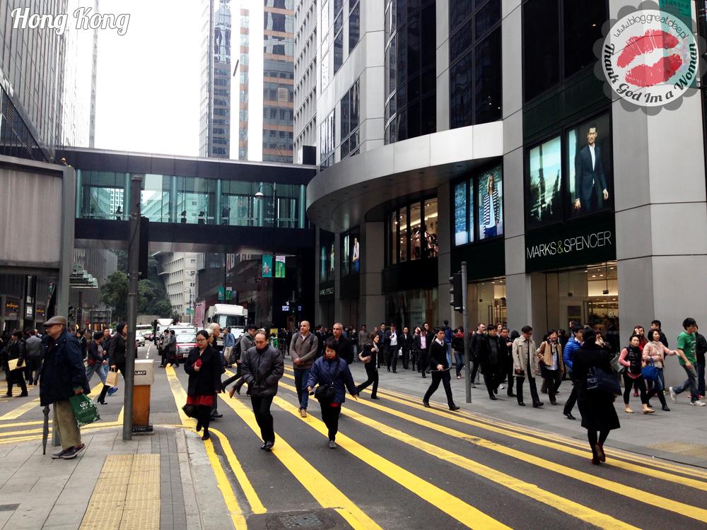 Wyjazd do Hong Kongu - praktyczne porady