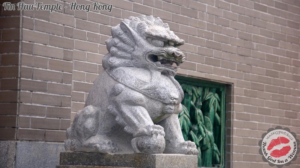 Tin Hau Temple - Hong Kong