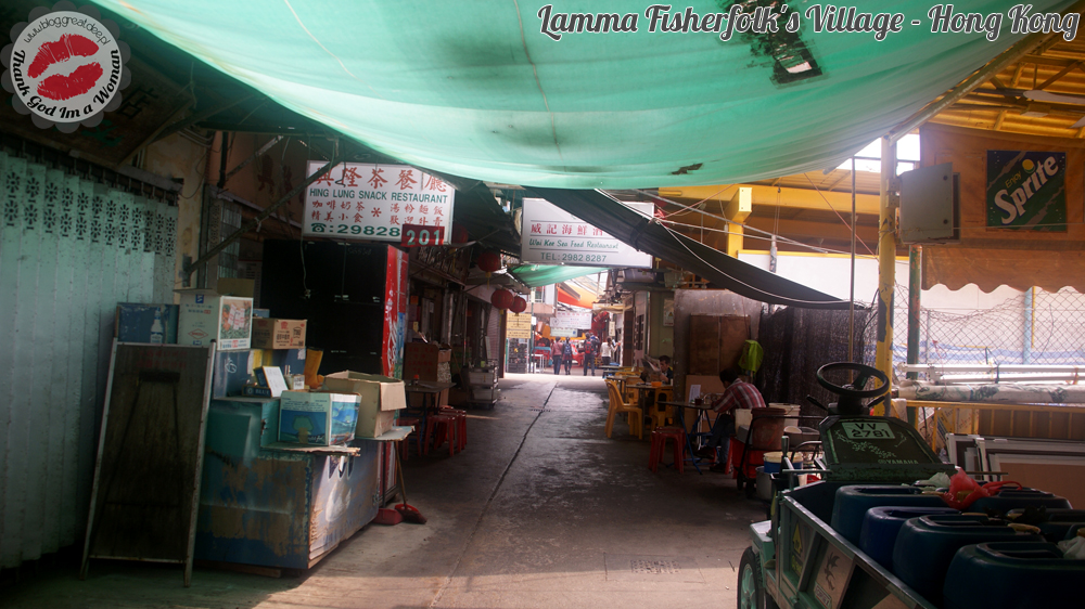 Lamma Fisherfolk's Village - Hong Kong