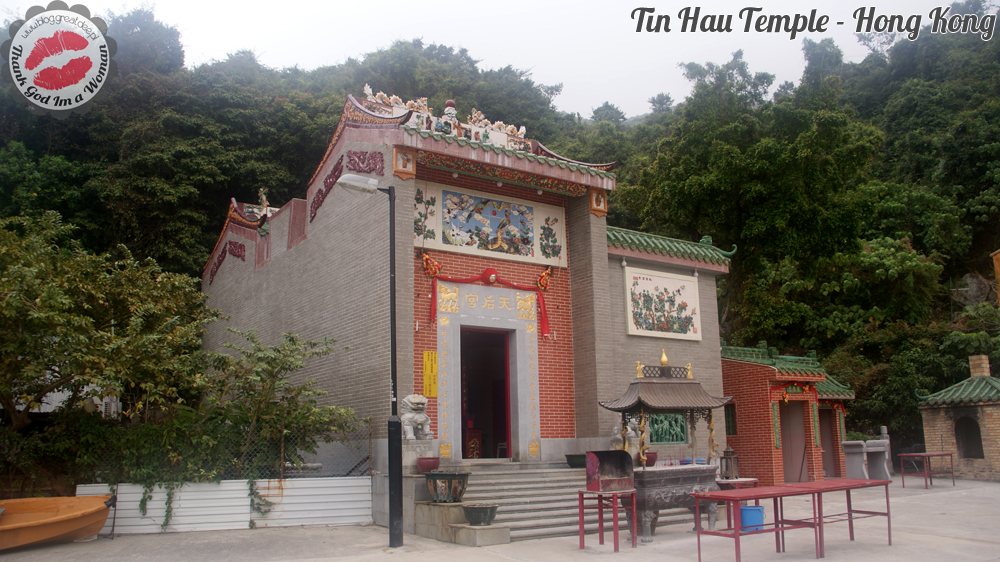 Tin Hau Temple - Hong Kong
