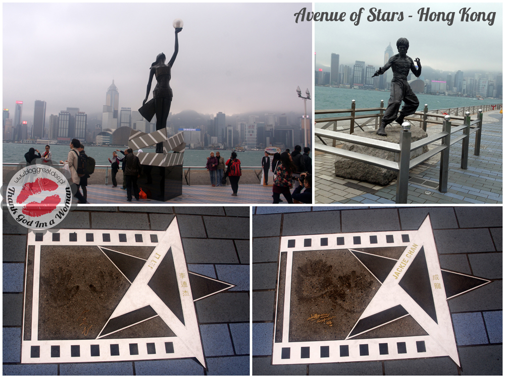 Avenue of Stars - Hong Kong
