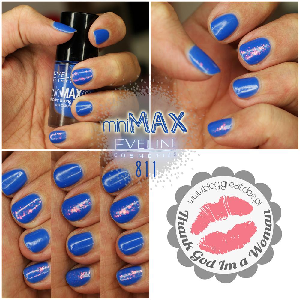 Lakiery Eveline MiniMAX