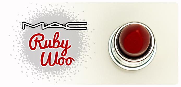 MAC Ruby Woo - Retro Matte