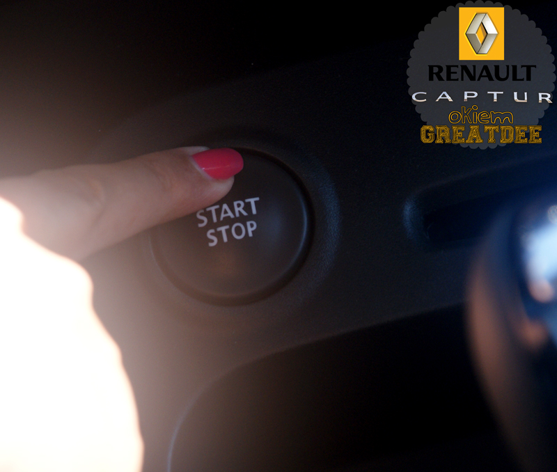 Renault captur opinia test
