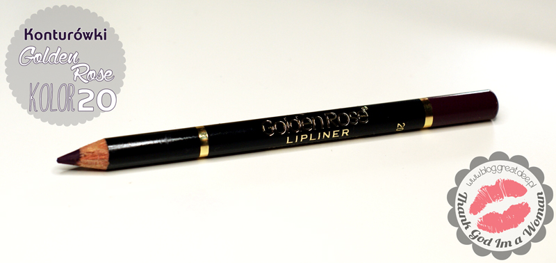 Golden Rose Lipliner 20