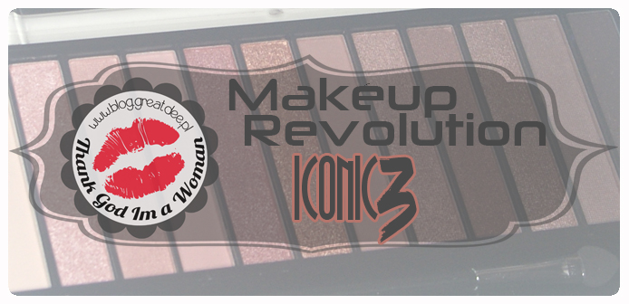 MakeUp Revolution - Iconic3