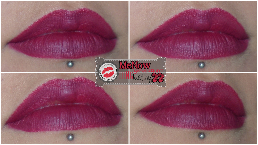 MeNow generation II Long Lasting nr 22