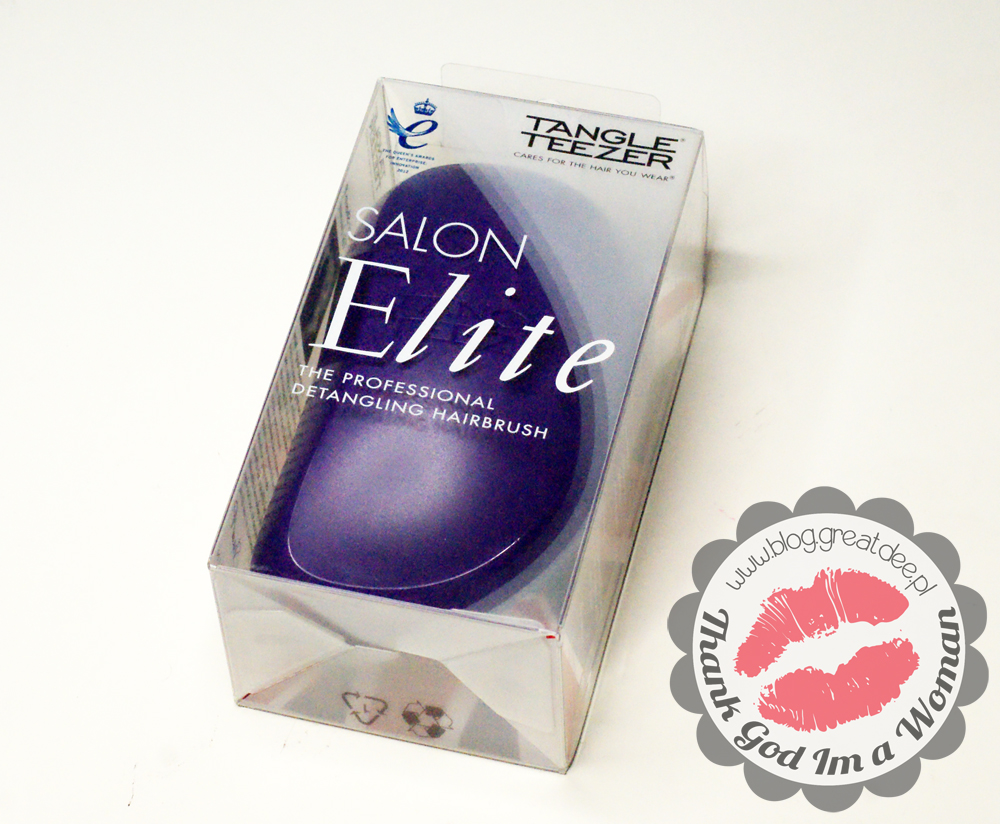 Tangle Teezer - Original vs Salon Elite