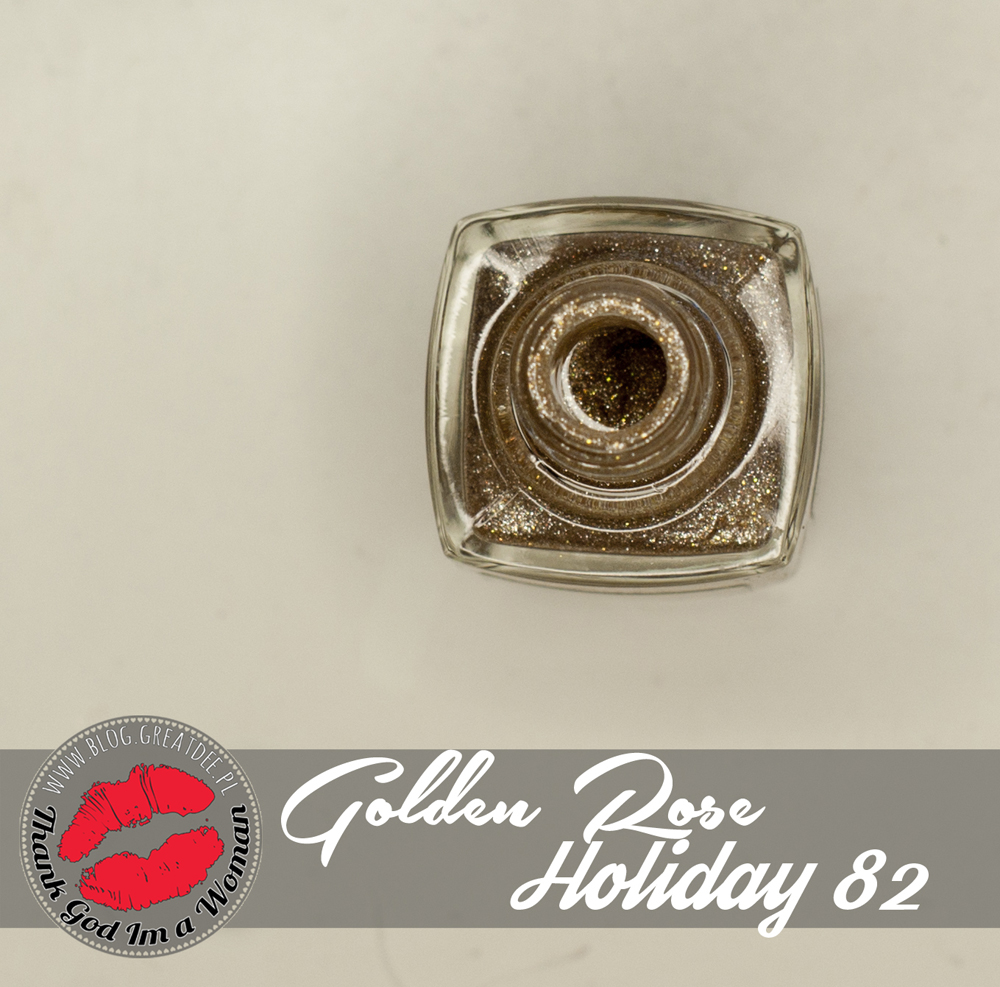Golden Rose Holiday 82
