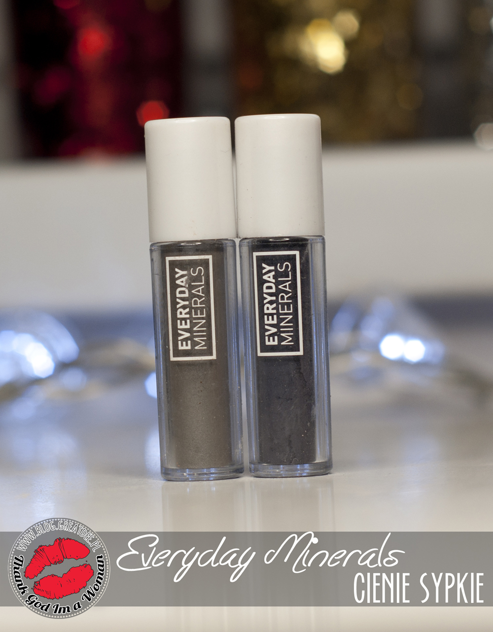 Mineralne cienie Everyday Minerals - Concentrate, Stay Cool