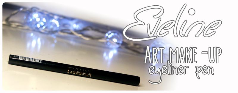 Eveline Art Make-up eyeliner pen