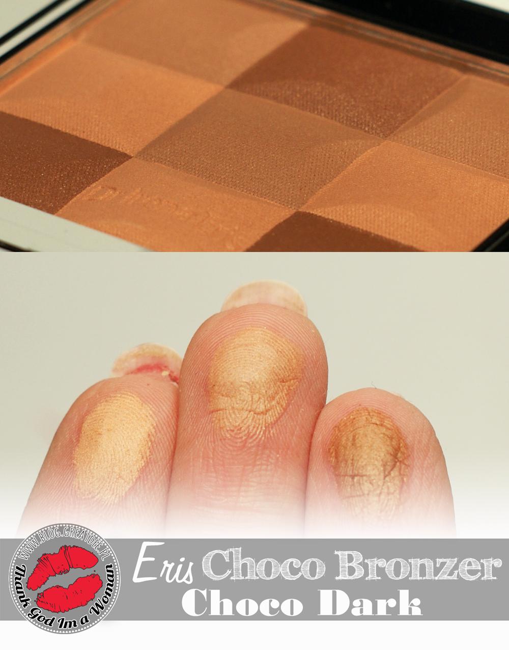 Irena Eris - Provoke - Choco Bronzer Dark