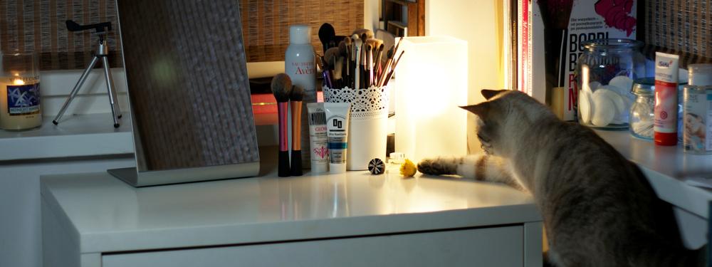 Organizacja kosmetyków – jak zorganizować toaletkę