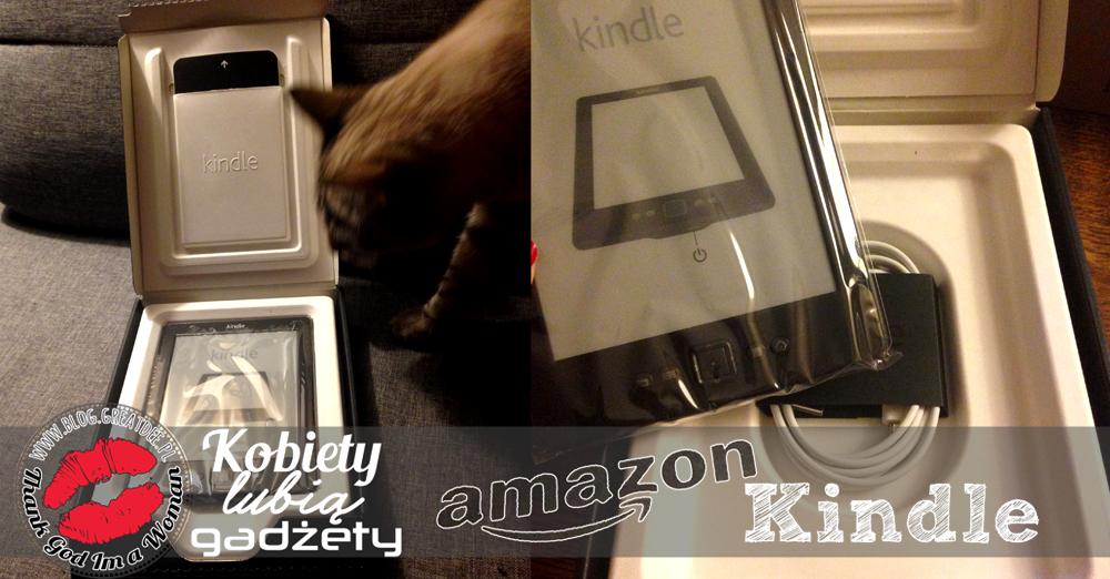 Kobiety lubią gadżety: Kindle - warto kupić?