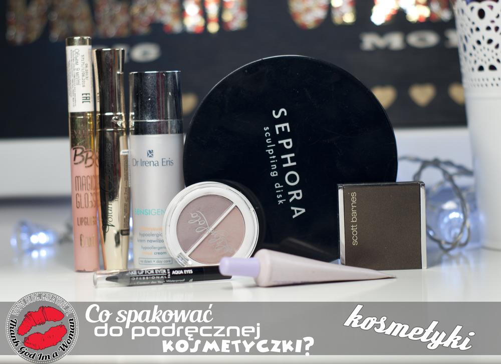 Co spakować do podręcznej kosmetyczki?