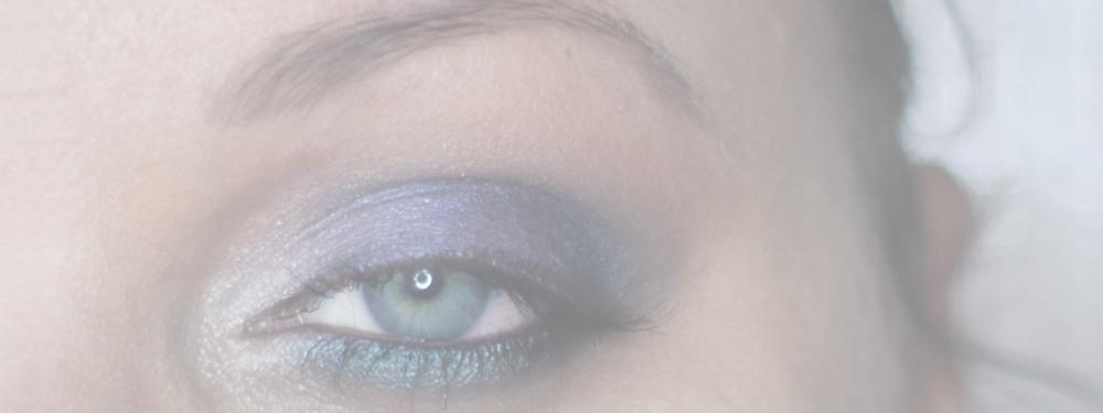 MAKE-UP: Chemical smoky eye