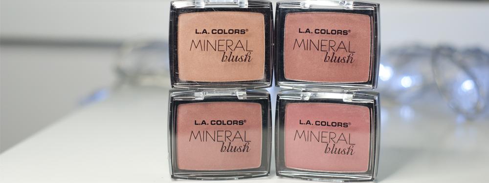 L.A. Colors – Mineral Blush – tanie a ładne róże z USA