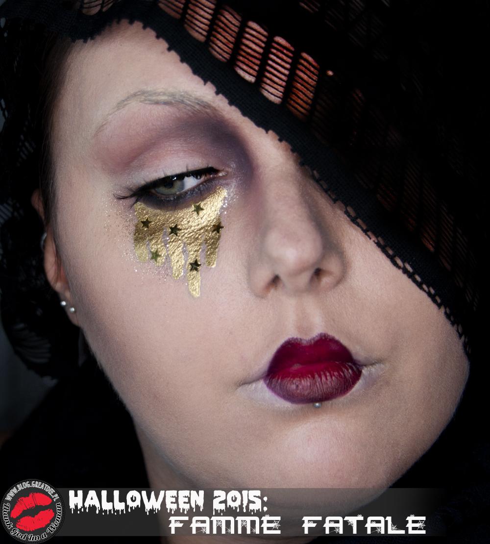 Halloween 2015: Madame Fatale / Czarna Wdowa