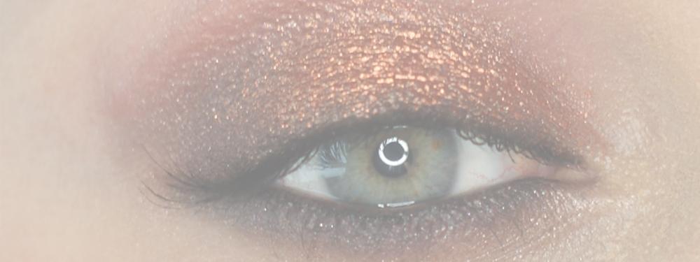 Makeup: Jesienny makijaż wieczorowy – przerobiony z dziennego