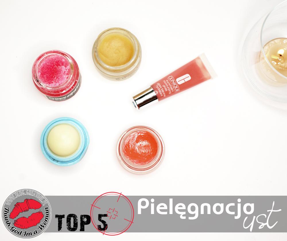 Top5: Spierzchnięte usta - jak sobie z nimi radzić?