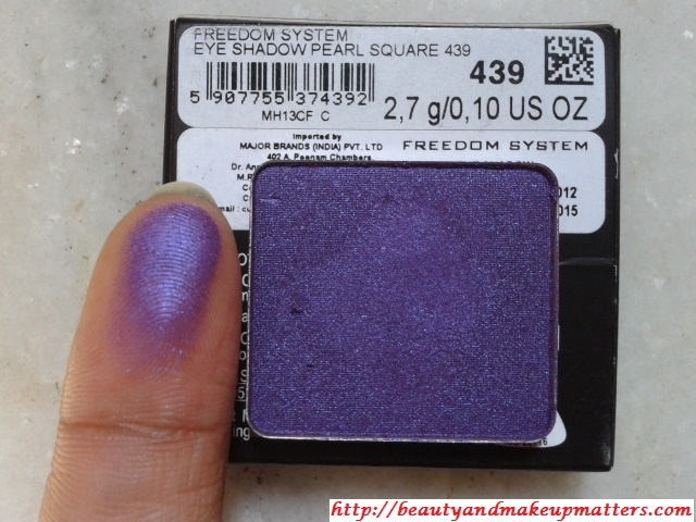Inglot-Freedom-System-Eye-Shadow-439-Pearl-Swatch