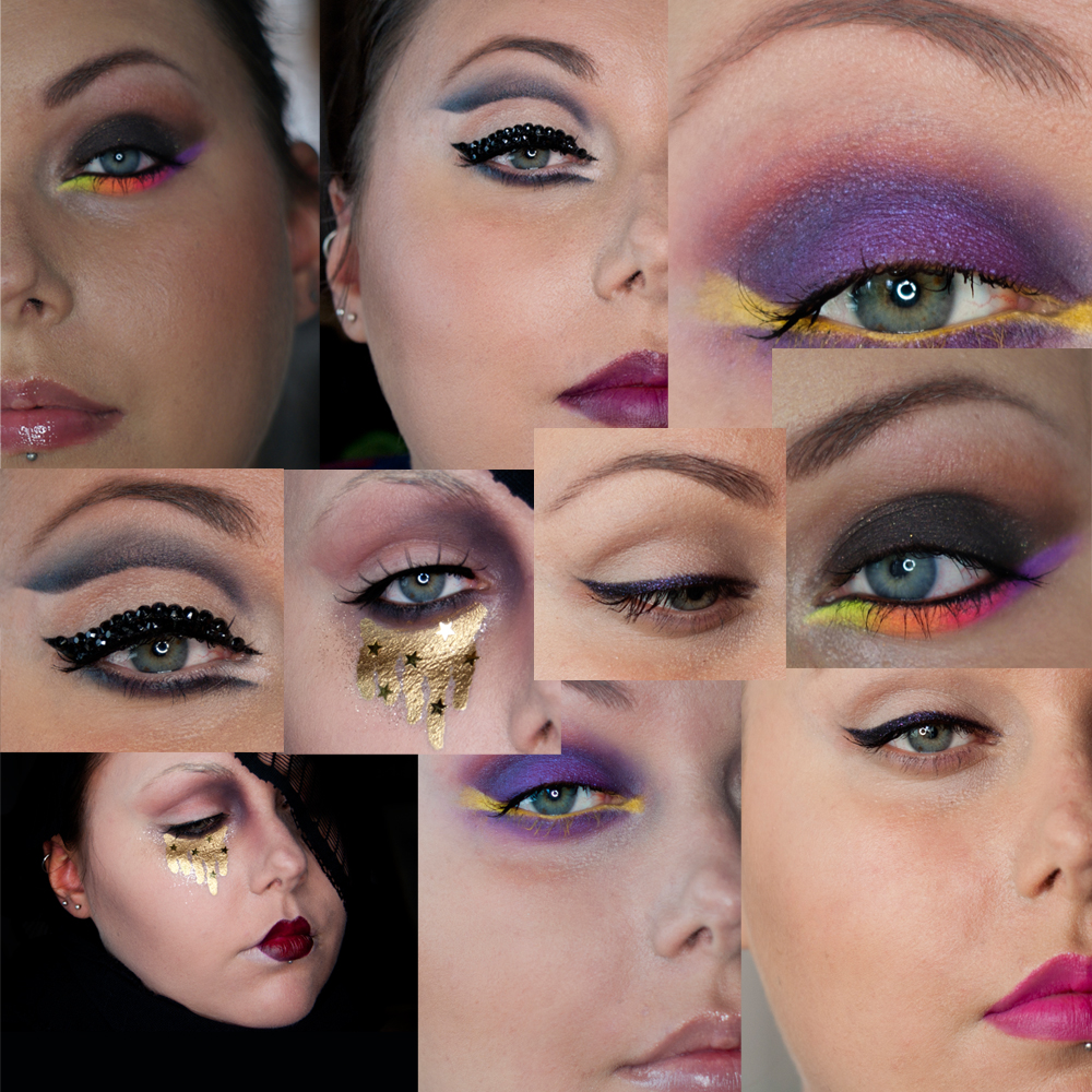 Top5: Moje najlepsze makijaże 2015